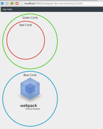 webpack image of entry point 2