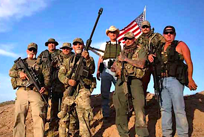 Gun to the Head Right Wing Militias Threaten the Rule  by Unified Vision   Medium