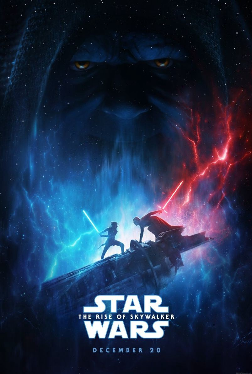 Star Wars The Rise Of Skywalker New Details On Keri Russell S Character Princess Leia And New Poster By Zach Perilstein Boardwalk Times