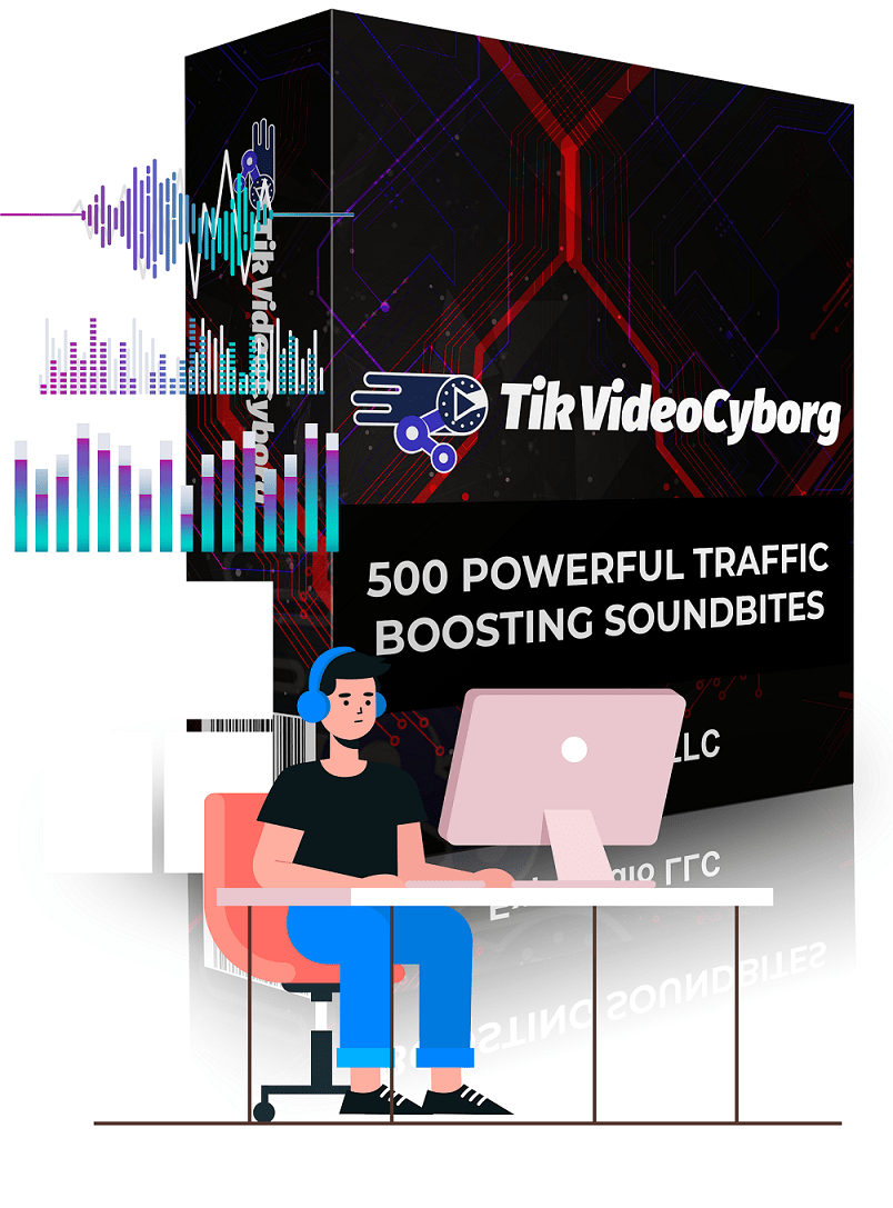 TikVideoCyborg Review : PLNG Technology - TikTok Hack