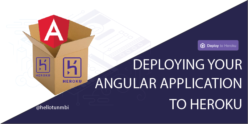 How to Deploy Angular Application to Heroku - ITNEXT