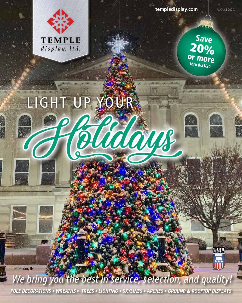 Best Commericals 2020 Christmas Free Commercial Christmas Decor Catalog | by Temple Display | Medium