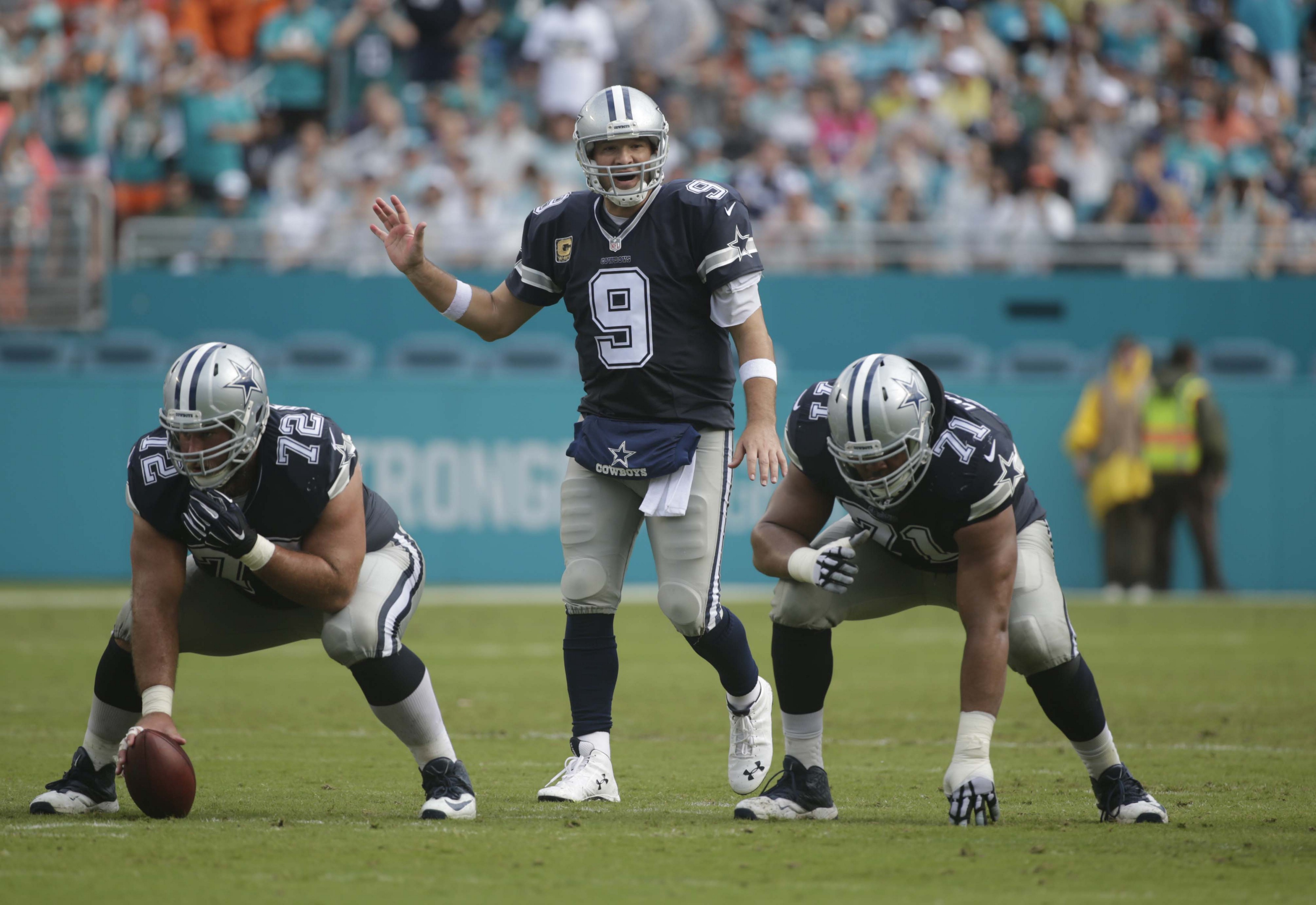 So You Re Telling Me There S A Chance Tony Romo The Cauldron