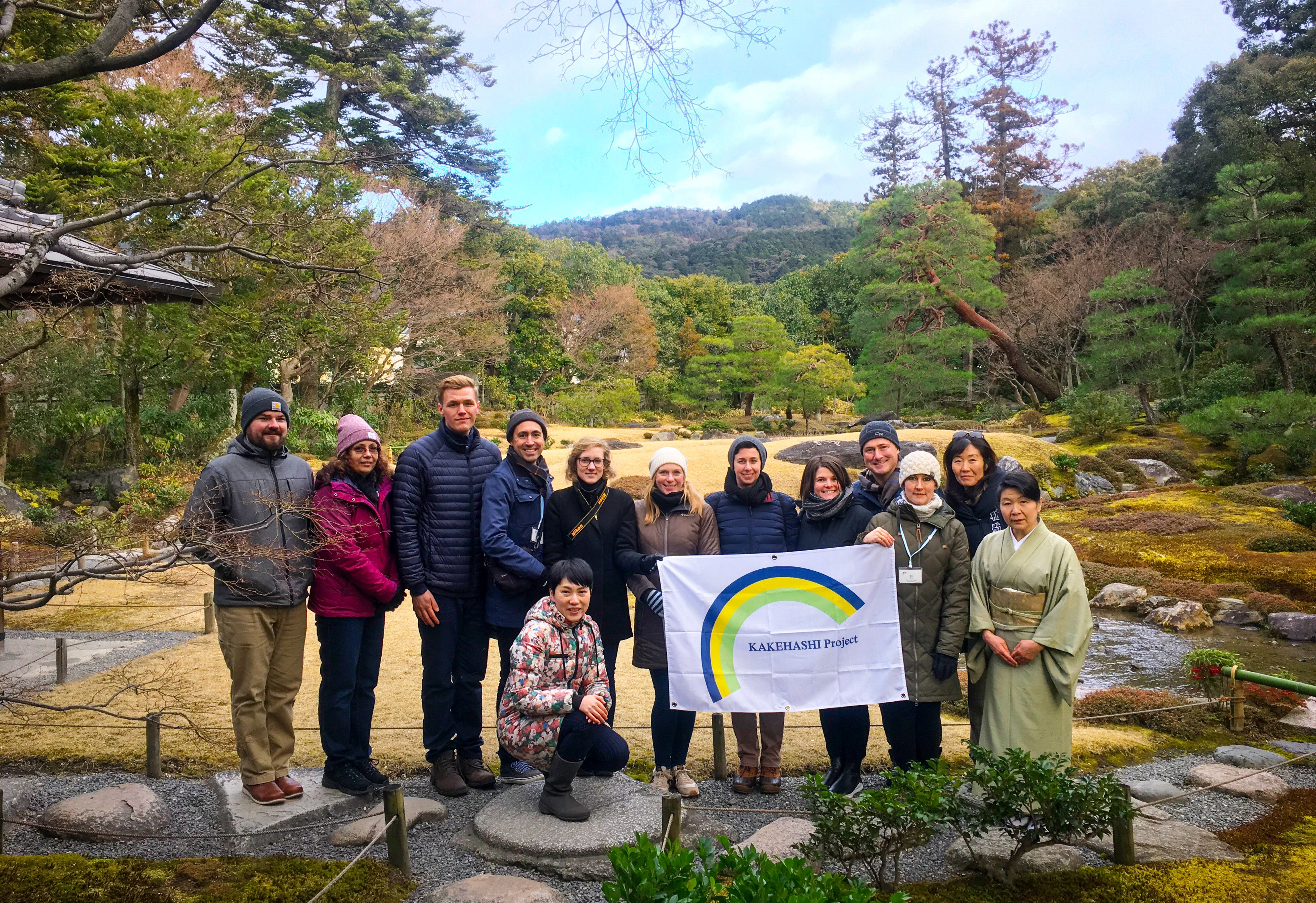 Connecting Traditions Portland Japanese Garden Visits Japan By Japan Embassy Dc Medium