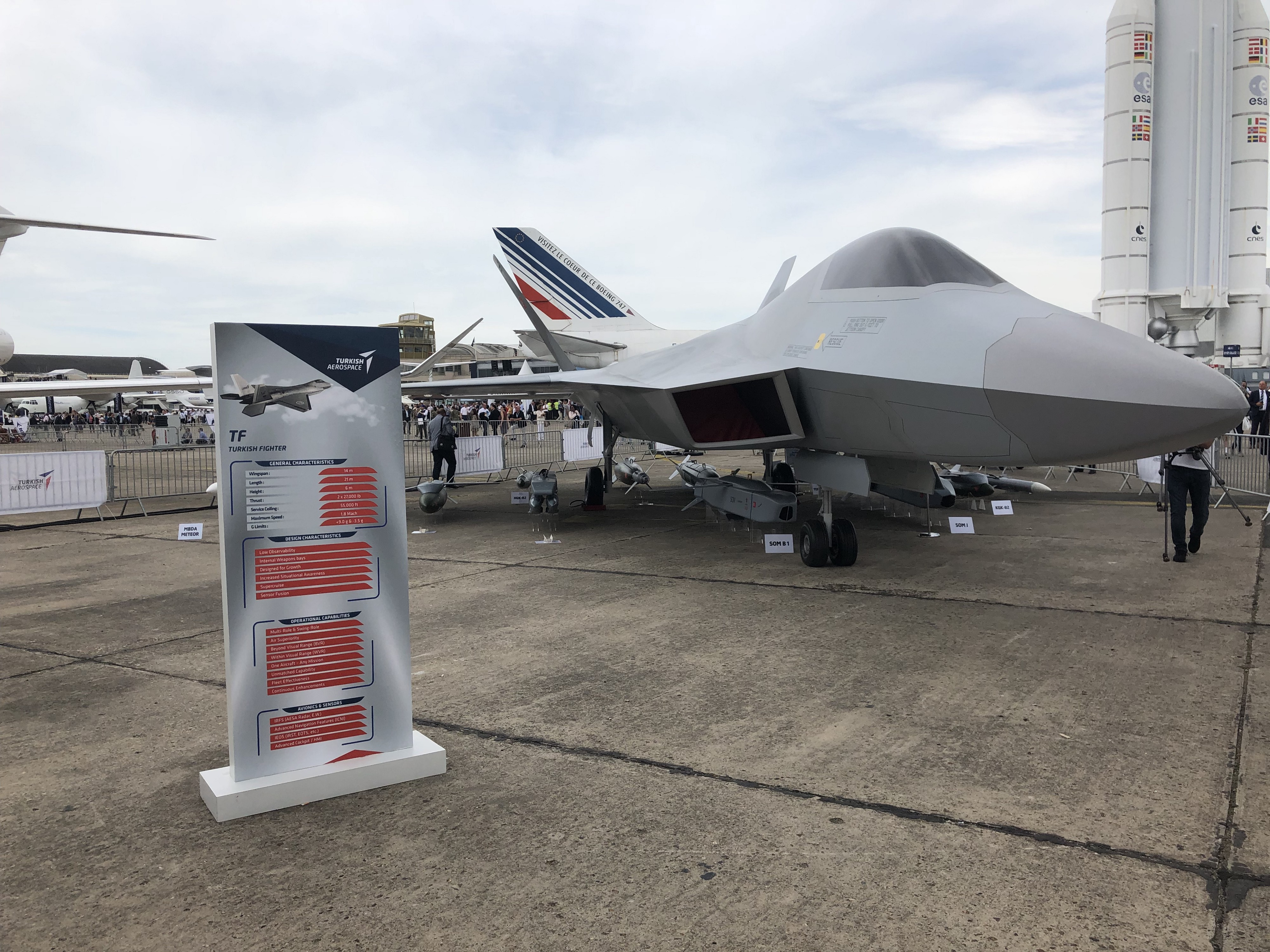 UK Backs Turkey's Fifth-Generation TF-X Stealth Fighter Project Amid Tensions With Greece – Greek Media