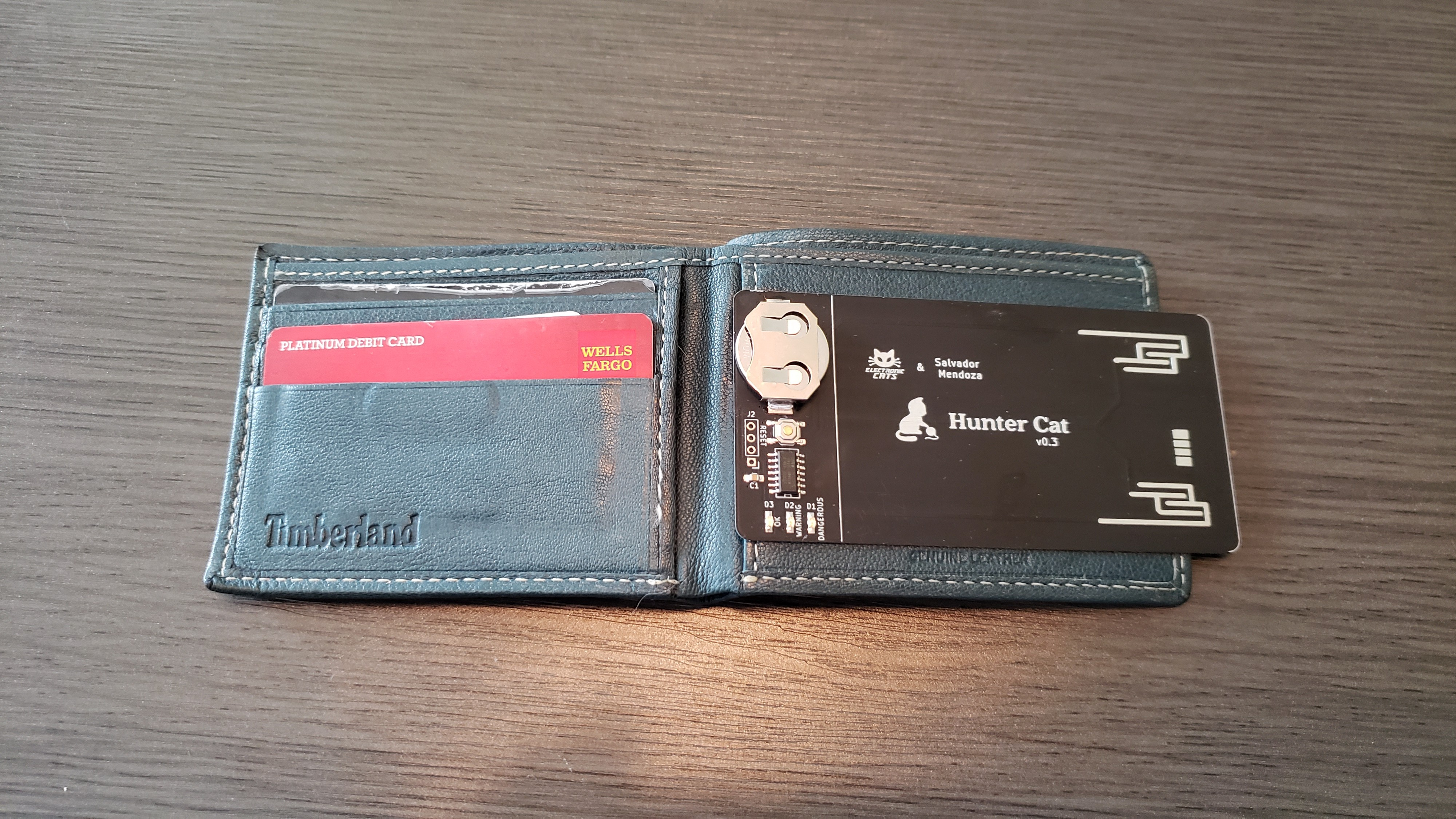 Review of the Hunter Cat Portable Credit Card Skimmer Detector