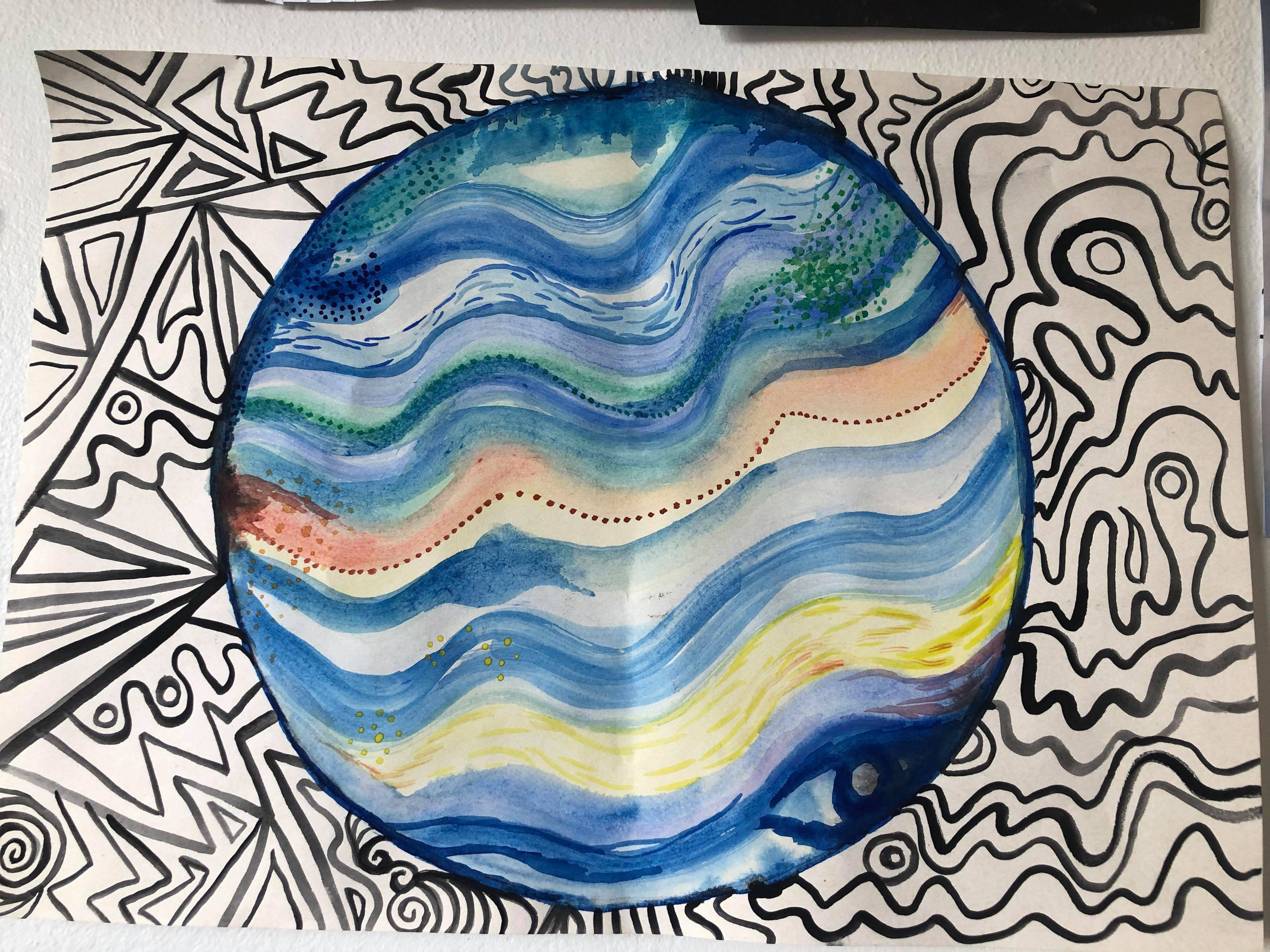 What It S Like Doing Art Therapy In A Mental Health Unit By Kimberly Hetherington Cosy Medium