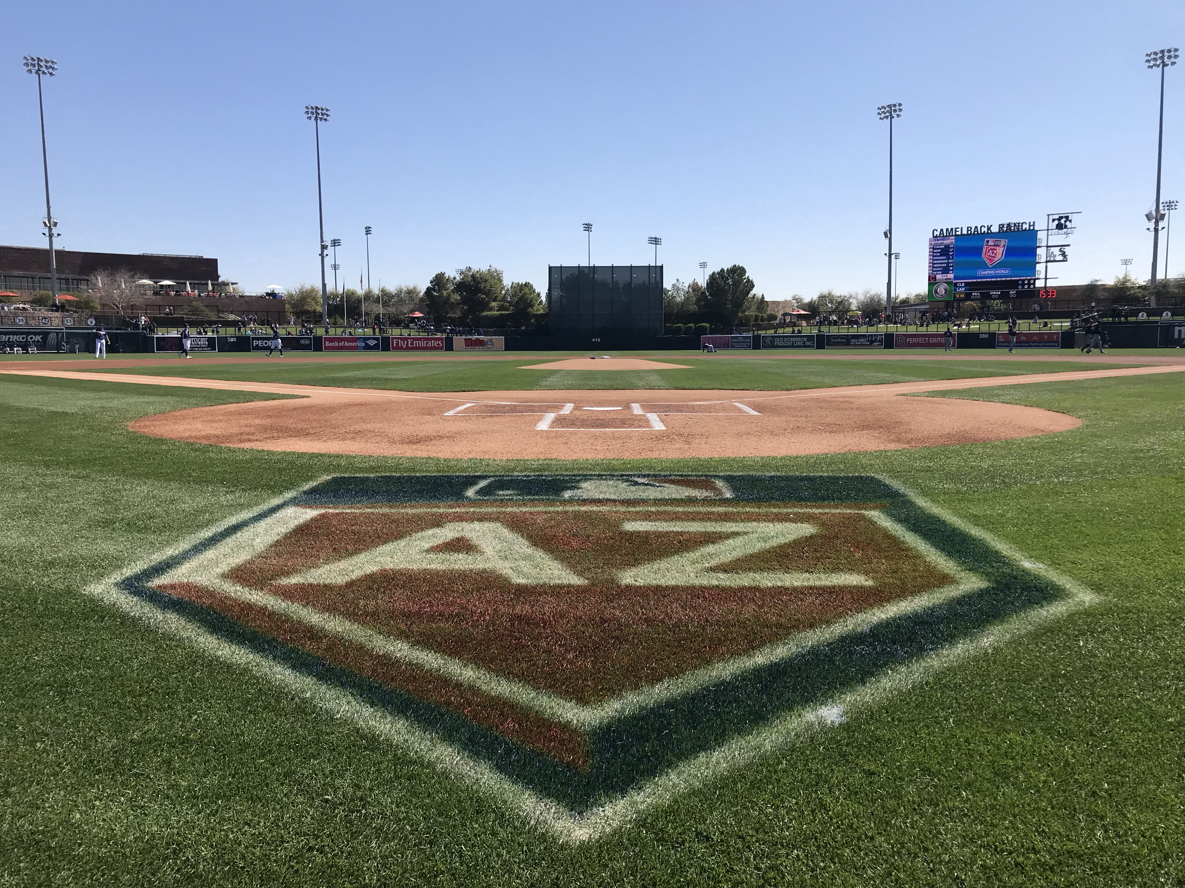 Ten years to the day at Camelback Ranch - Dodger Insider