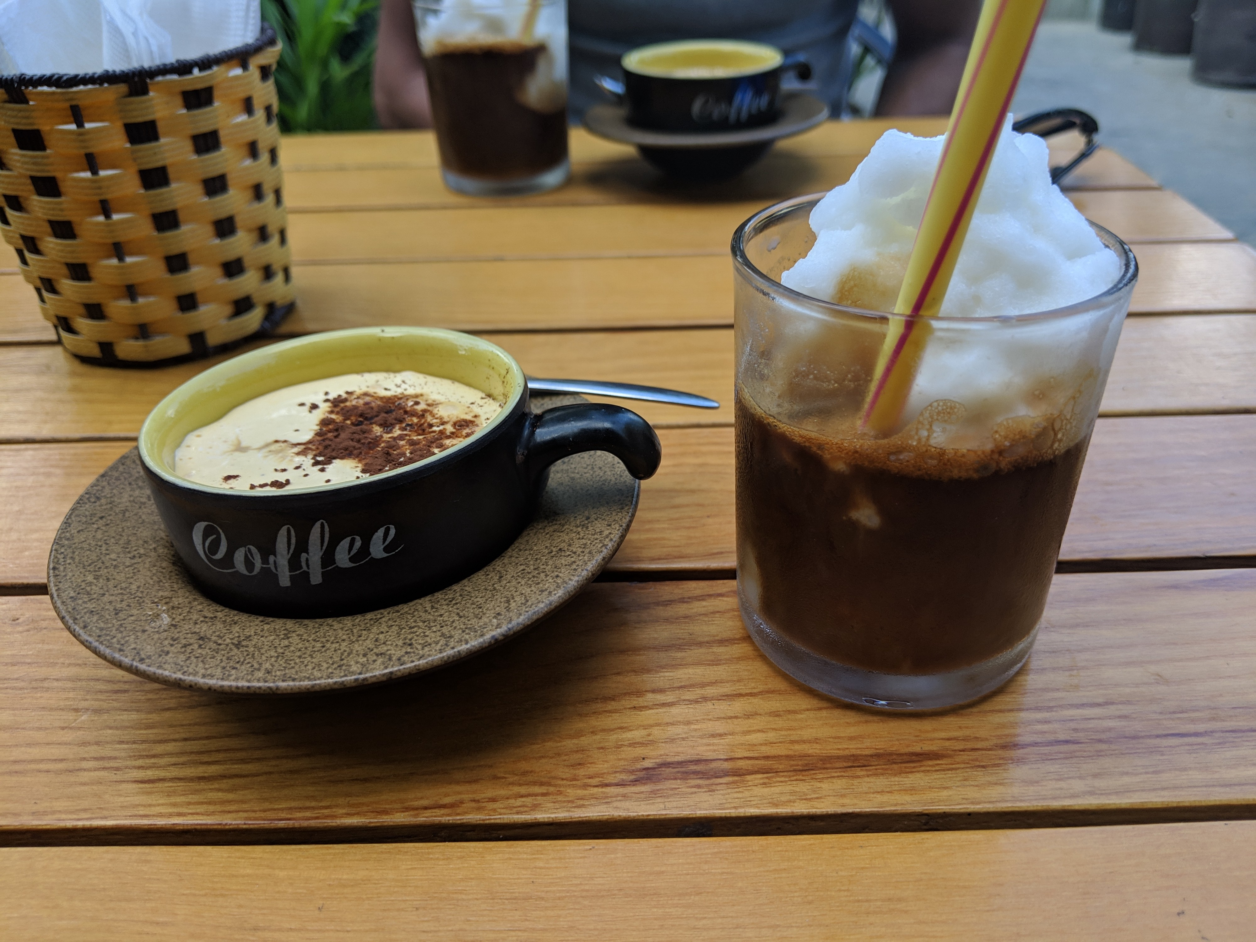My Favorite Cafes In South East Asia By Isaac Weinbach Medium