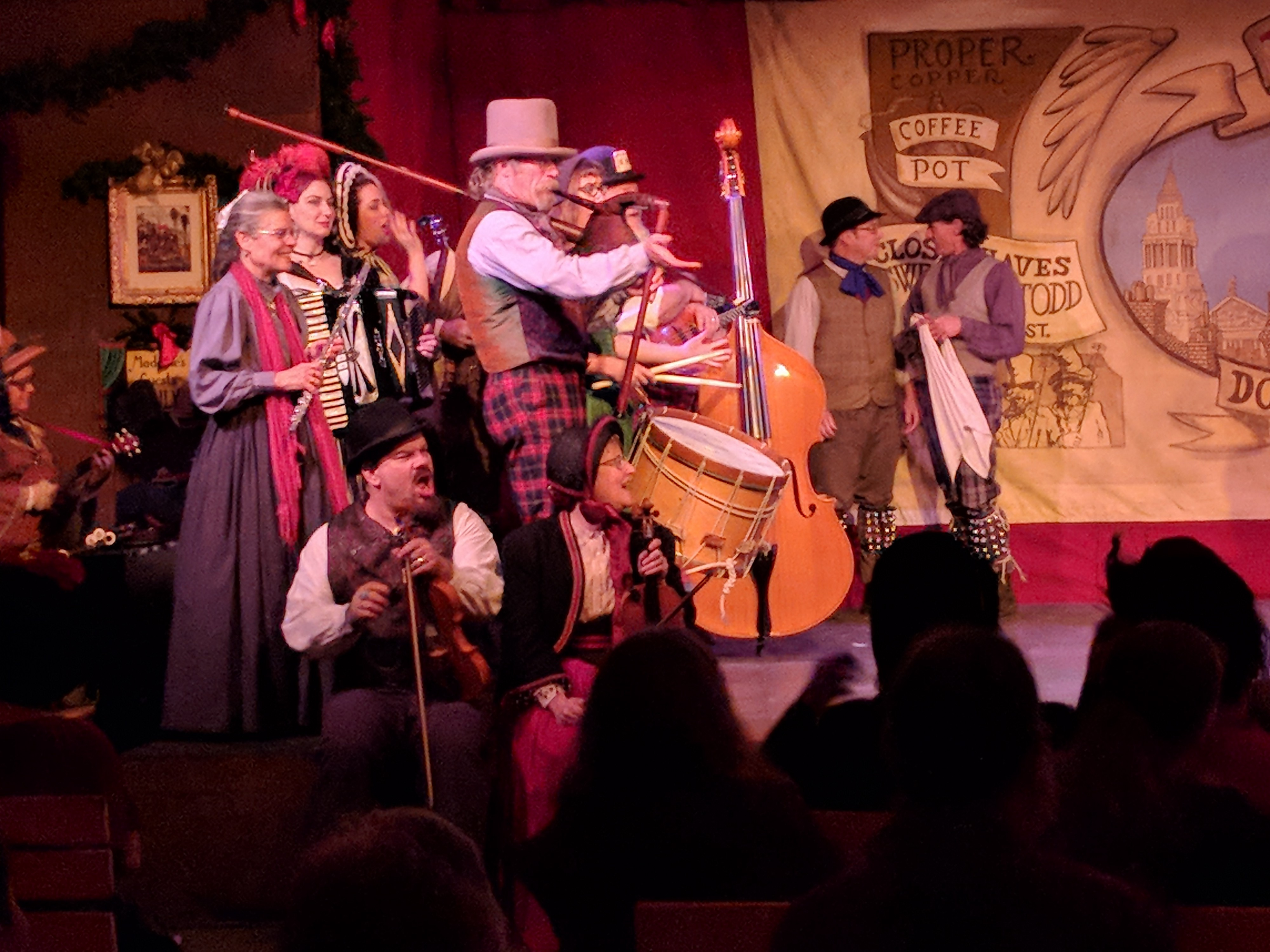 The Great Dickens Christmas Fair The Nopro Review By Brian Resler No Proscenium The Guide To Everything Immersive
