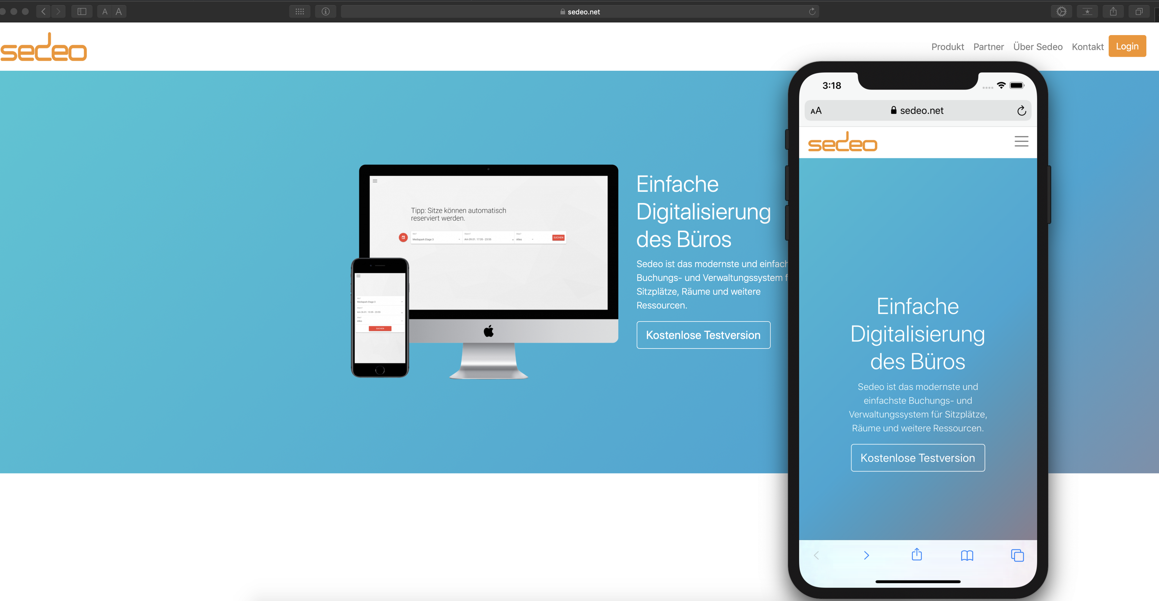 How to use XCode iOS Simulator for responsive web testing on Mac