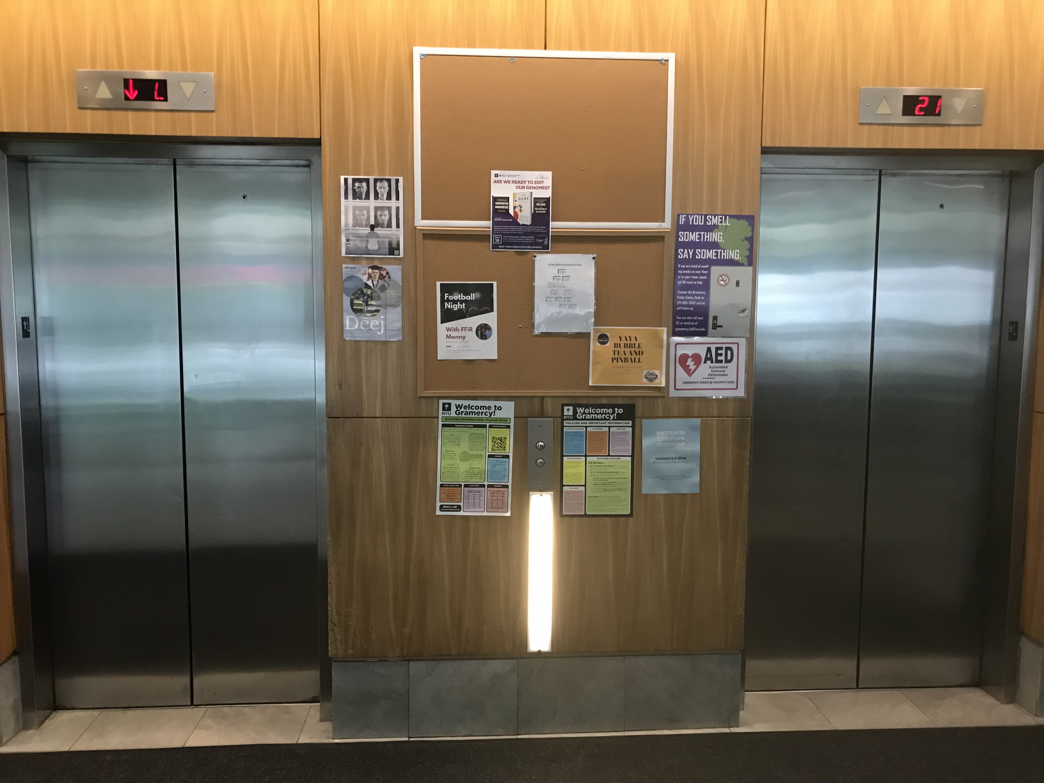 A Brief Crash Course in Elevator Etiquette for Residents of