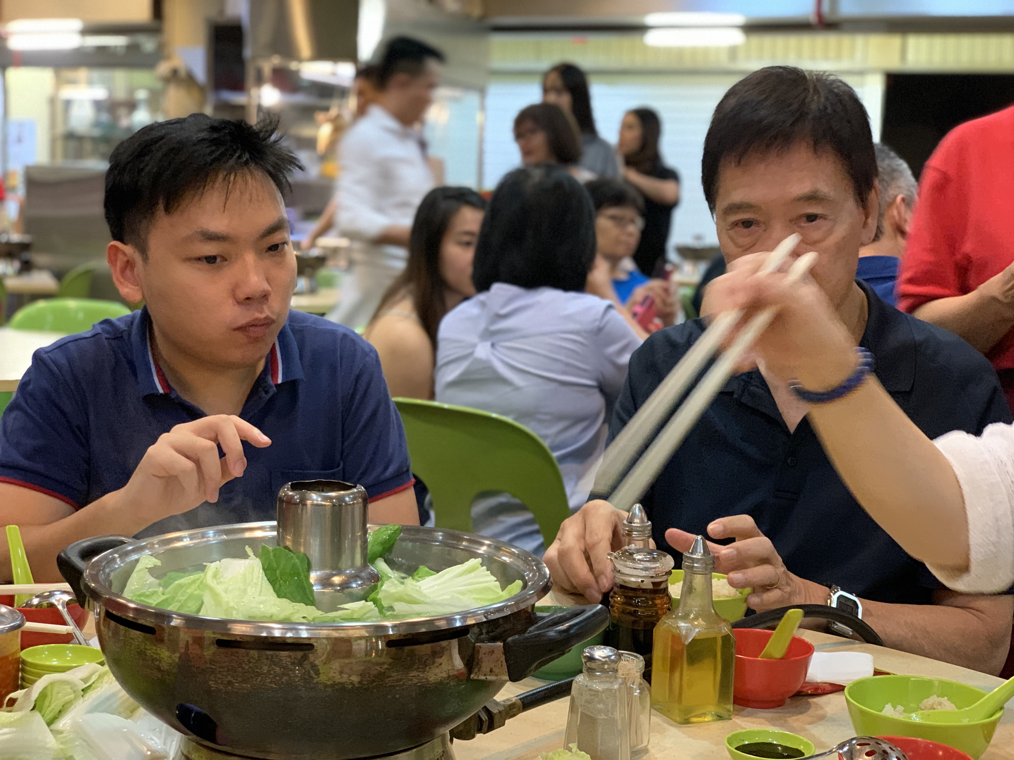 Singapore has an amazing and irrepressible food culture