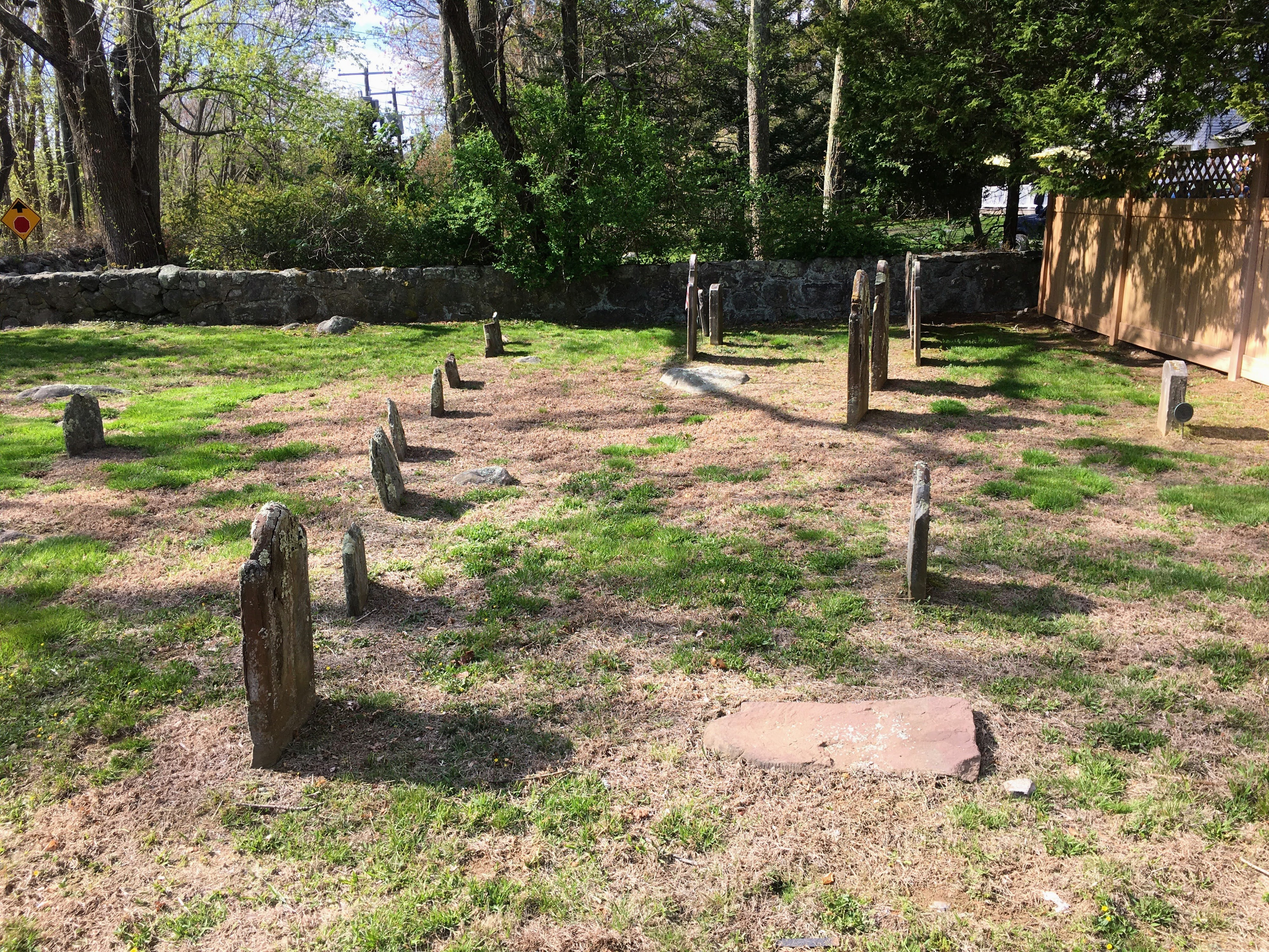 Pepperbox Cemetery (171 Niles Hill Road, Waterford, CT)
