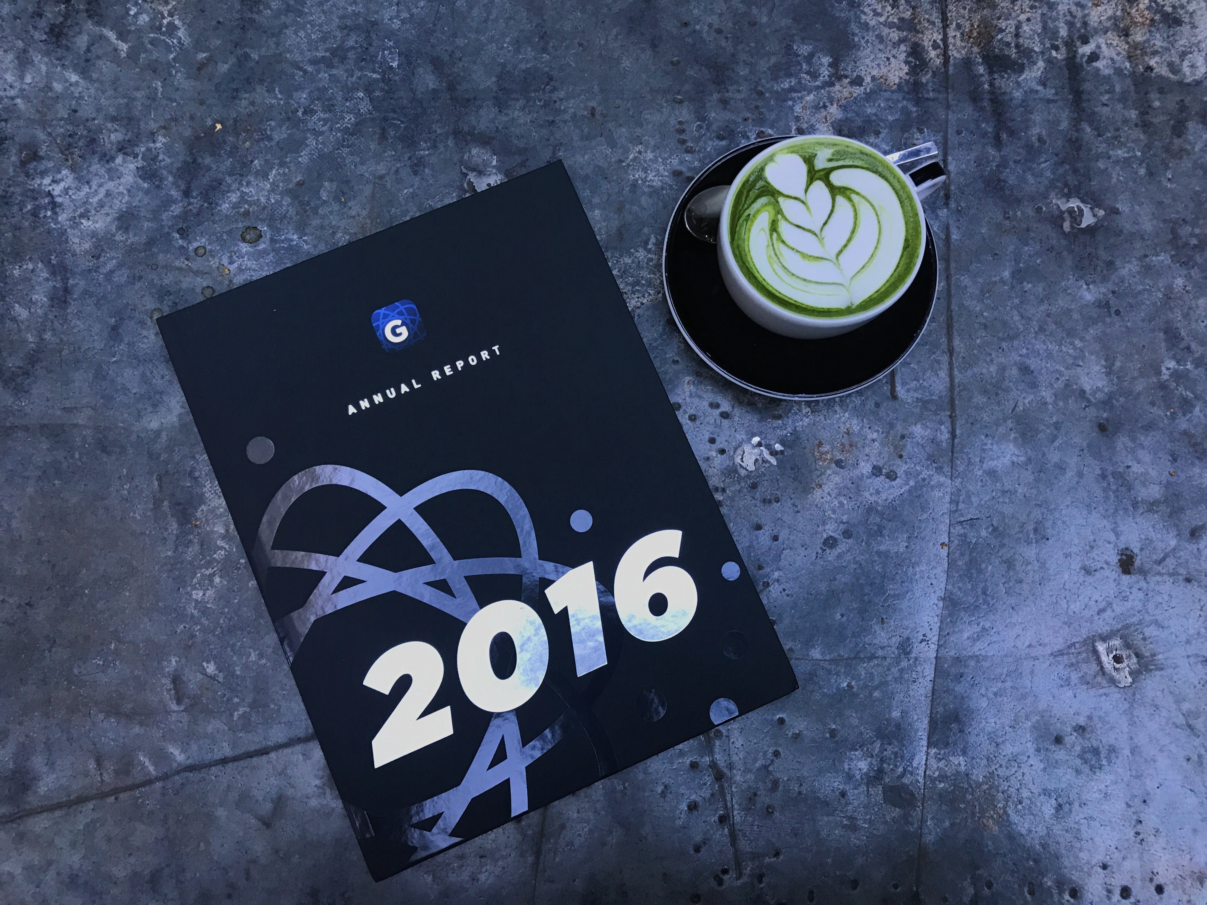 Printing the 2016 Annual Reports - Gyroscope