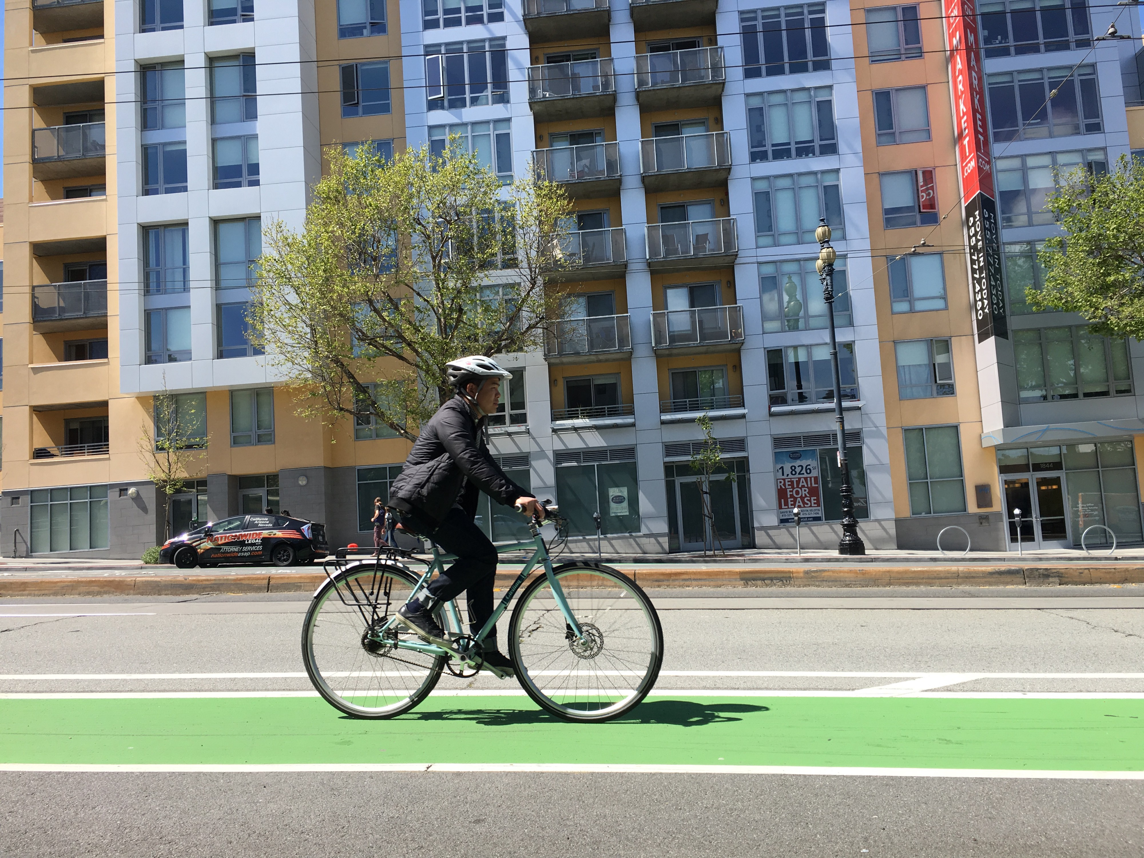 A victory and a loud call for protected bike lanes in San
