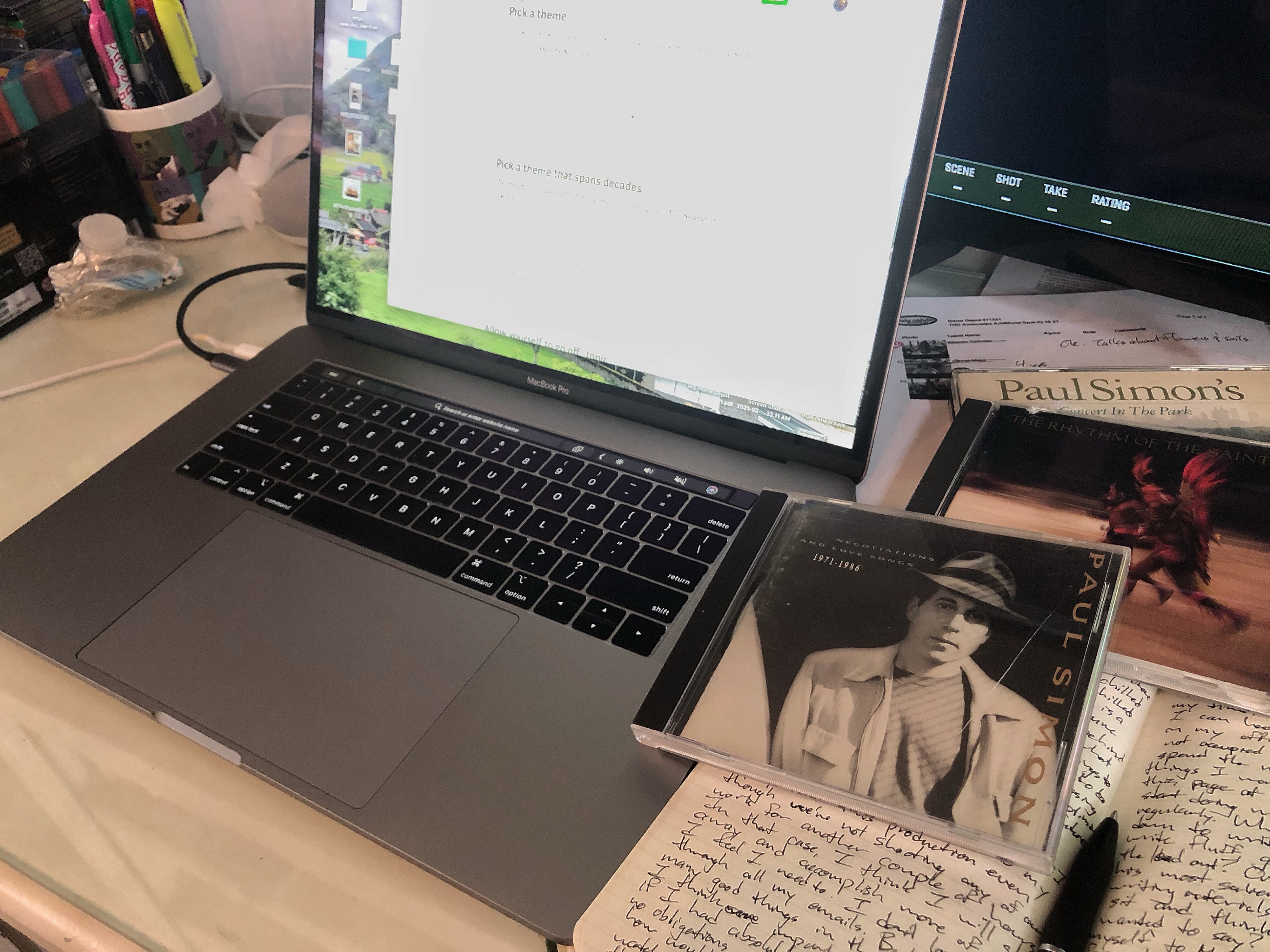 Writing Themed Autobiographies