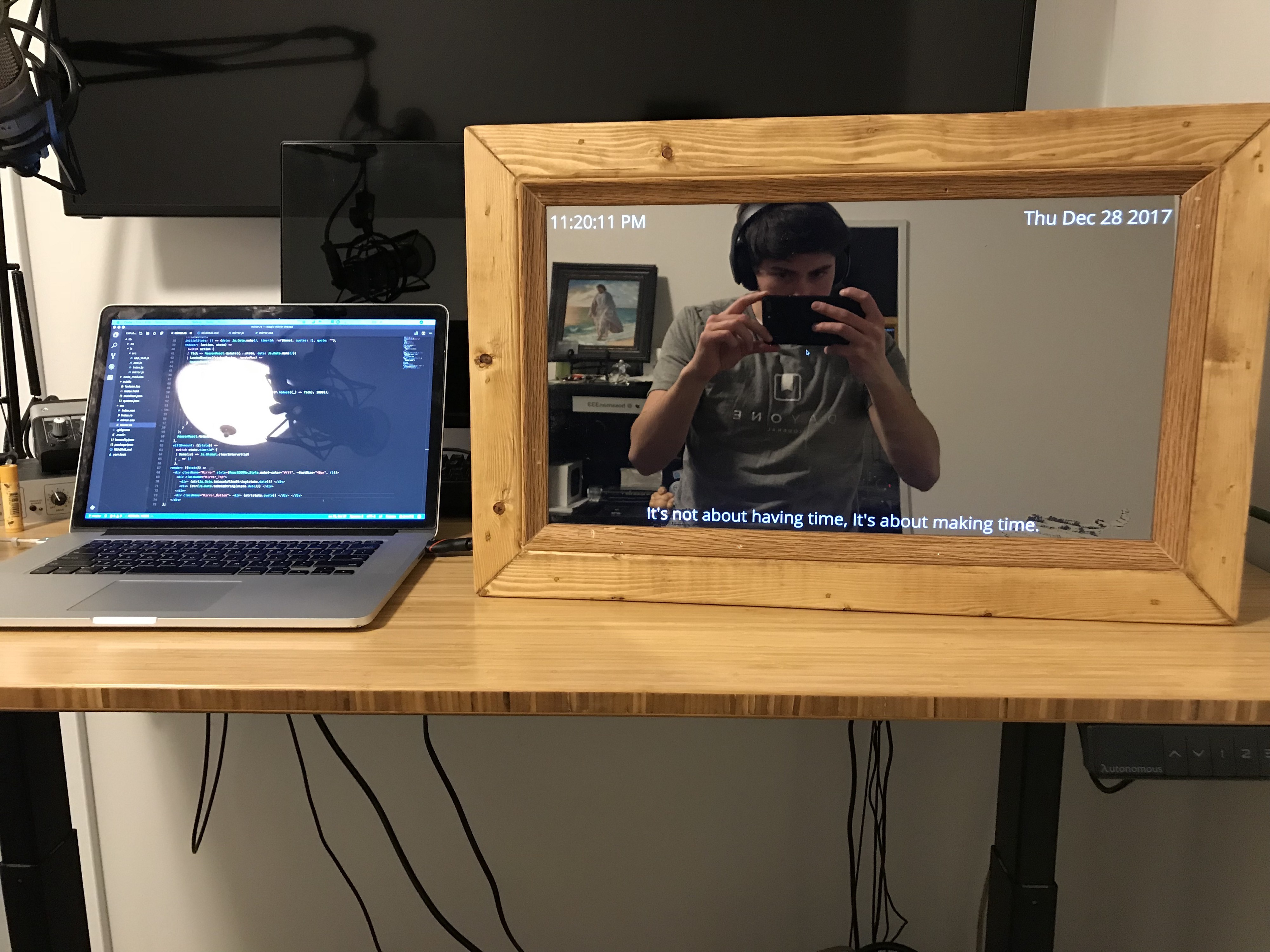 How to build a Smart Mirror - codeburst