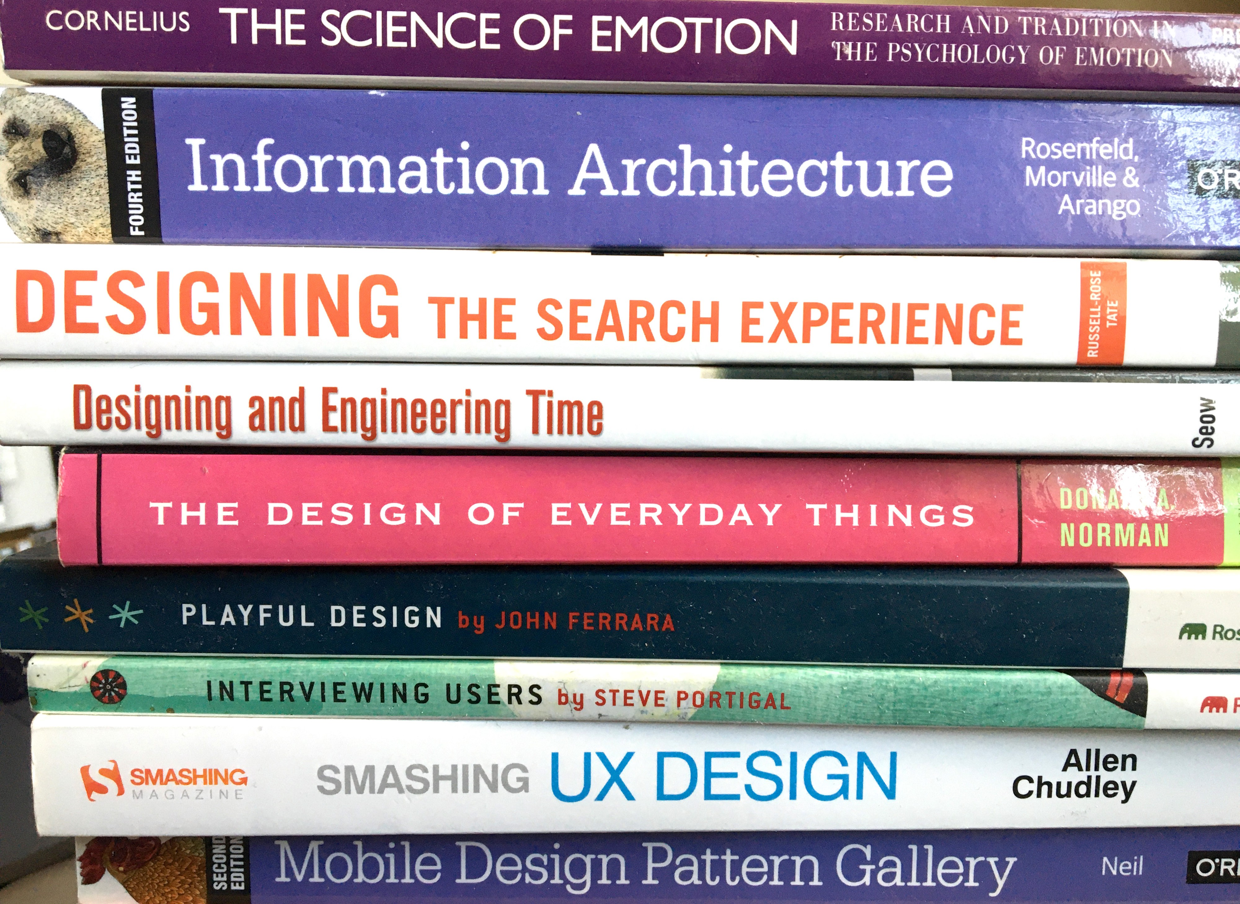Every Ux Book I Recommend And Why By H Locke The Startup Medium