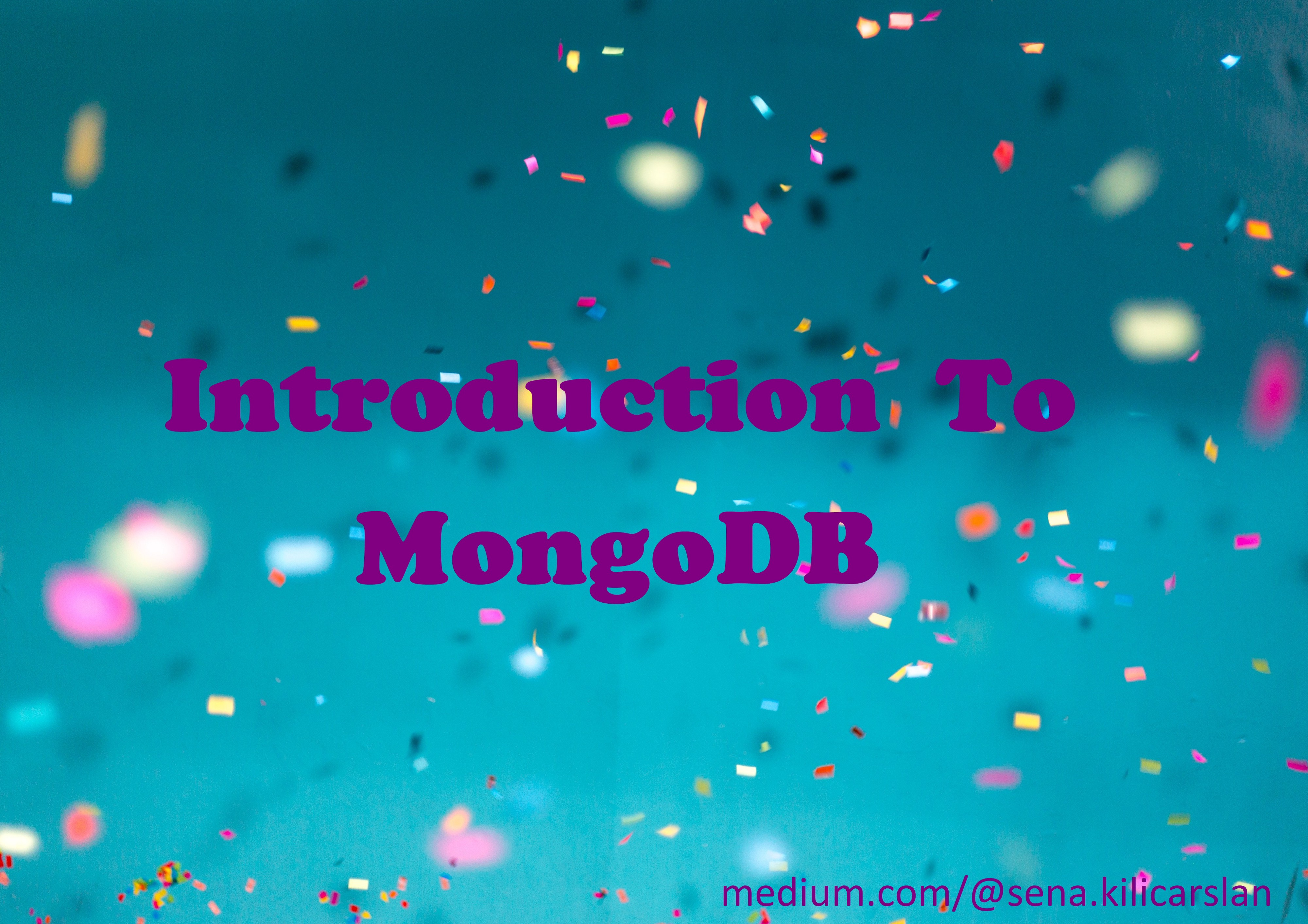 Introduction to MongoDB - ITNEXT