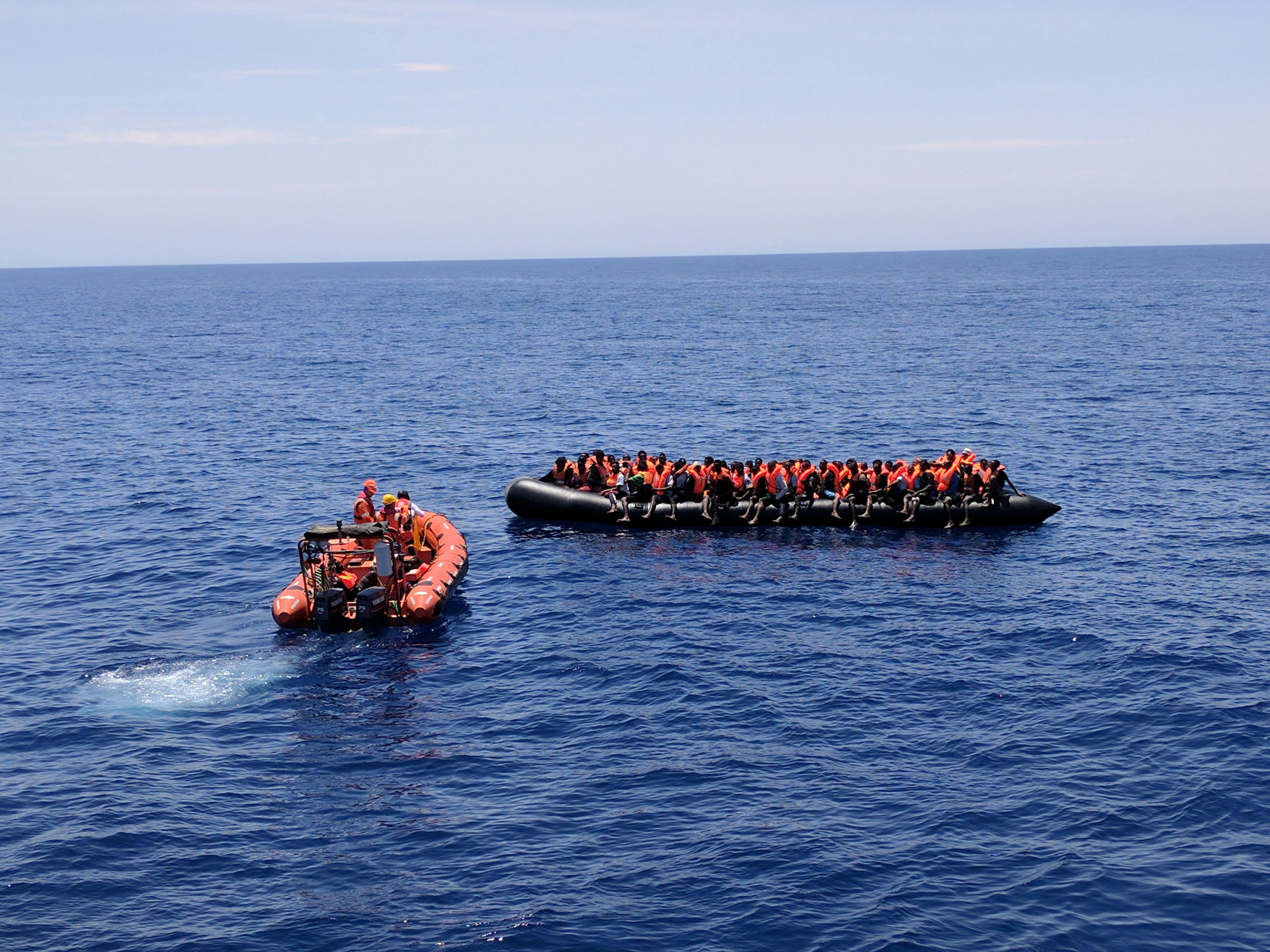 Inside Italy's plot to infiltrate migrant rescue boats in