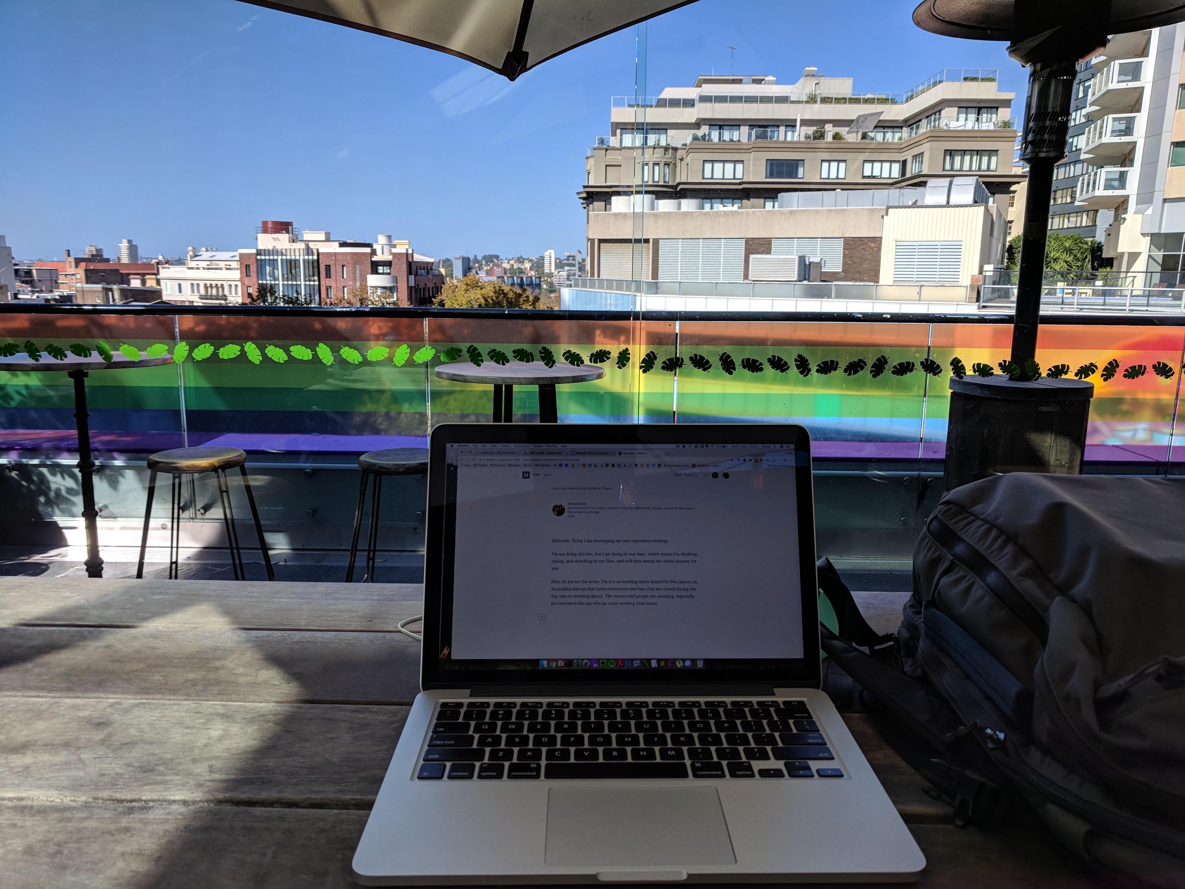 My freelance business strategy in real-time [PART 1]