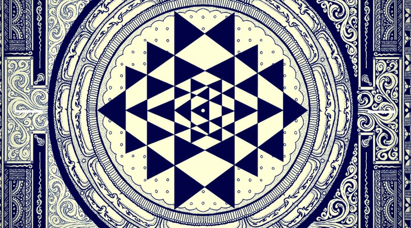 Sri Yantra — A Mystical Cosmic Energy Epicenter for Better