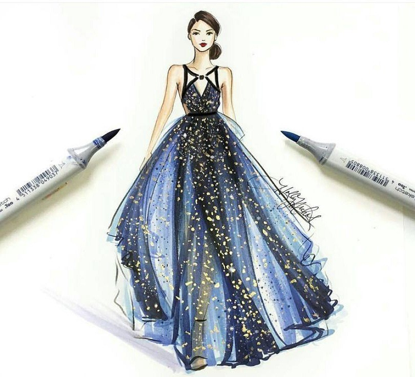 Marina Shap Information About Fashion Design Drawing By Marina Shap Medium