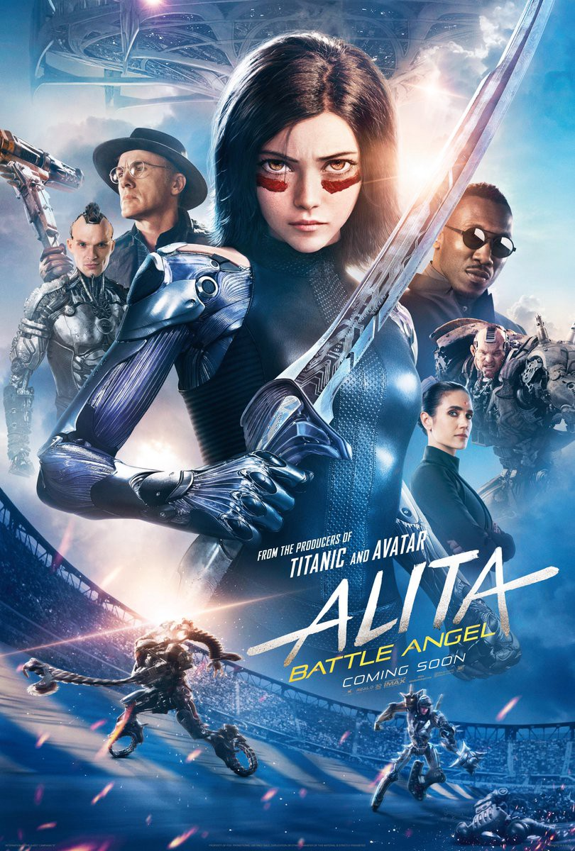 watch alita battle angel free online 123movies
