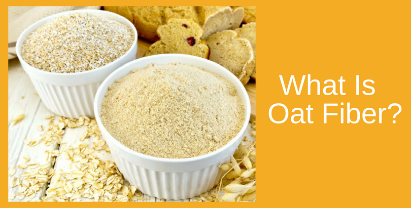 OAT FIBER — Weighing in at Zero Carbs, Zero Sugar and Zero