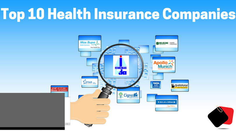 Best Rated Health Insurance Companies >> Top 10 Health Insurance Companies In India Comparepolicy