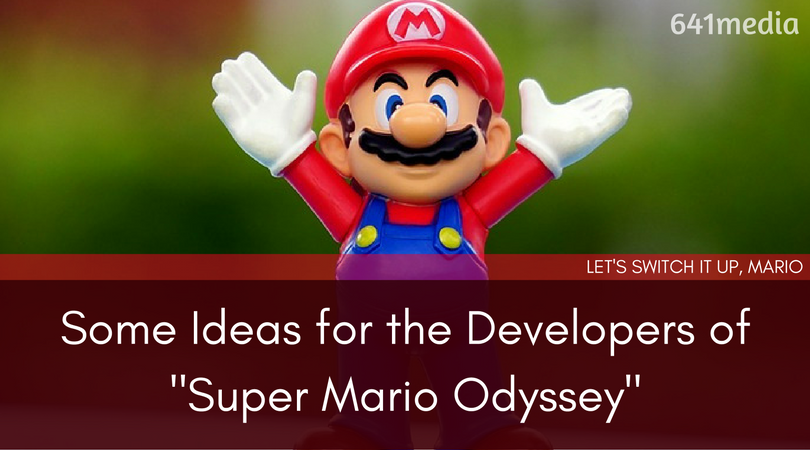 Some Ideas For The Devs Of Super Mario Odyssey 641