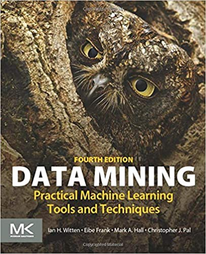 Data Mining, Practical Machine Learning Tools and Techniques | Source: Amazon | Best Machine Learning Books | Machine Learnin