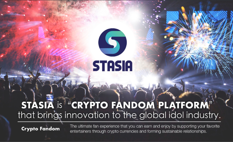 Stay Tuned To Checkout Stasia S Exciting Crypto Fandom Experience By Stasia Medium