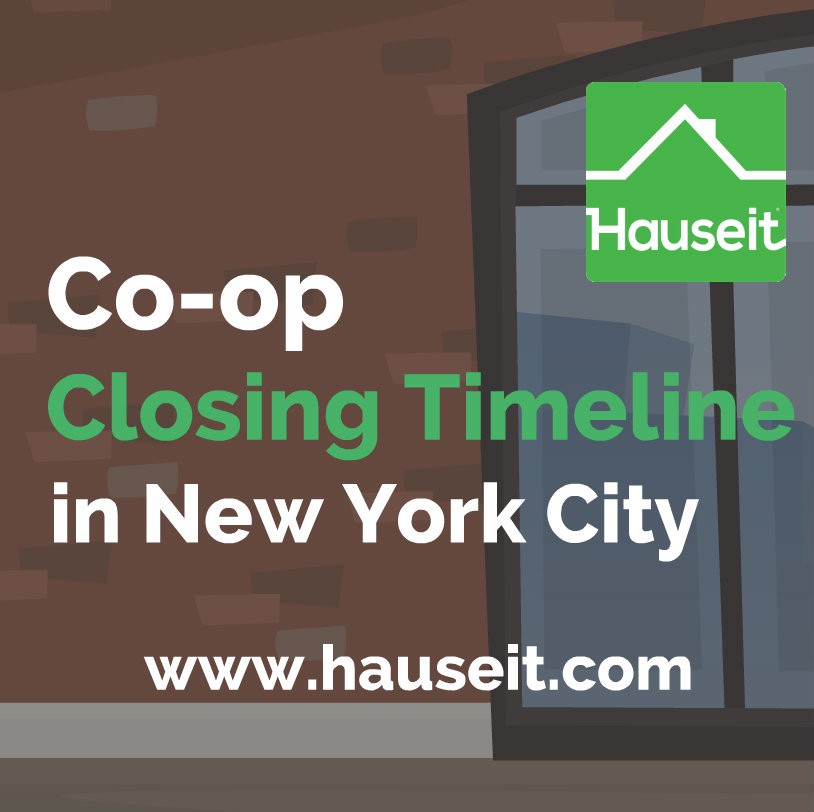 How Long Does It Take to Close on a Co-op Apartment in NYC?