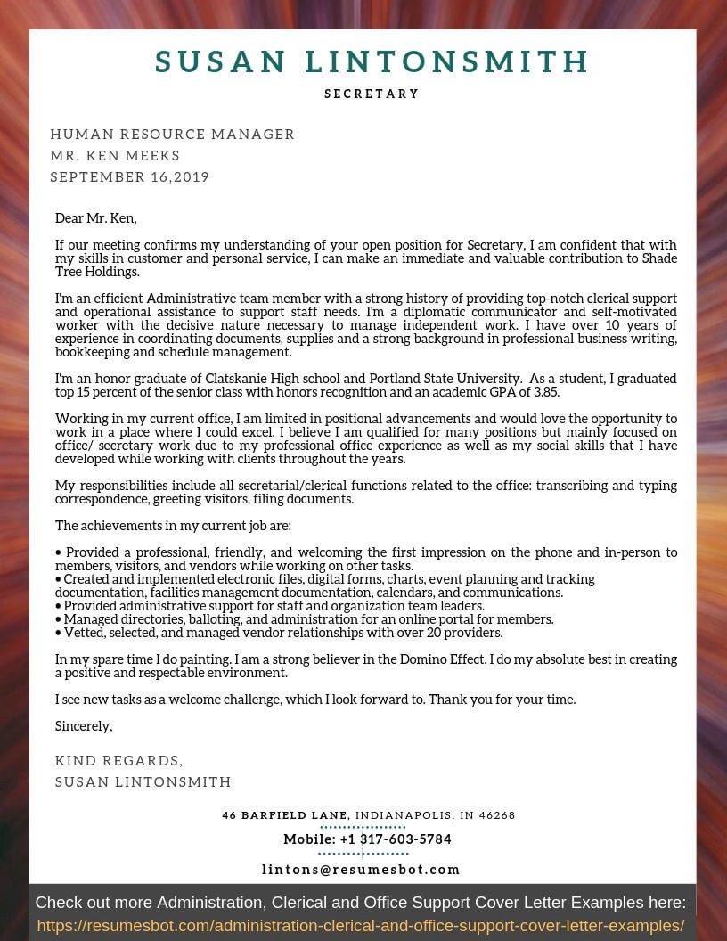Cover Letter For Academic Position from miro.medium.com