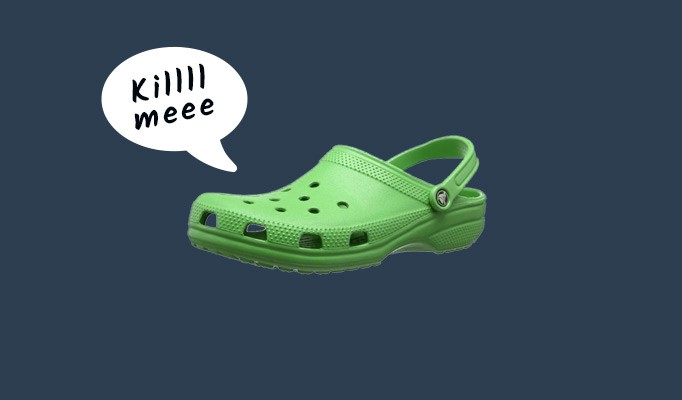 a629209c17b2 What Your Ugly Ass Crocs Can Teach You About Creating Successful Products.