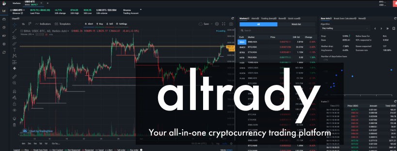 From Crypto Base Scanner to altrady — Our Journey to