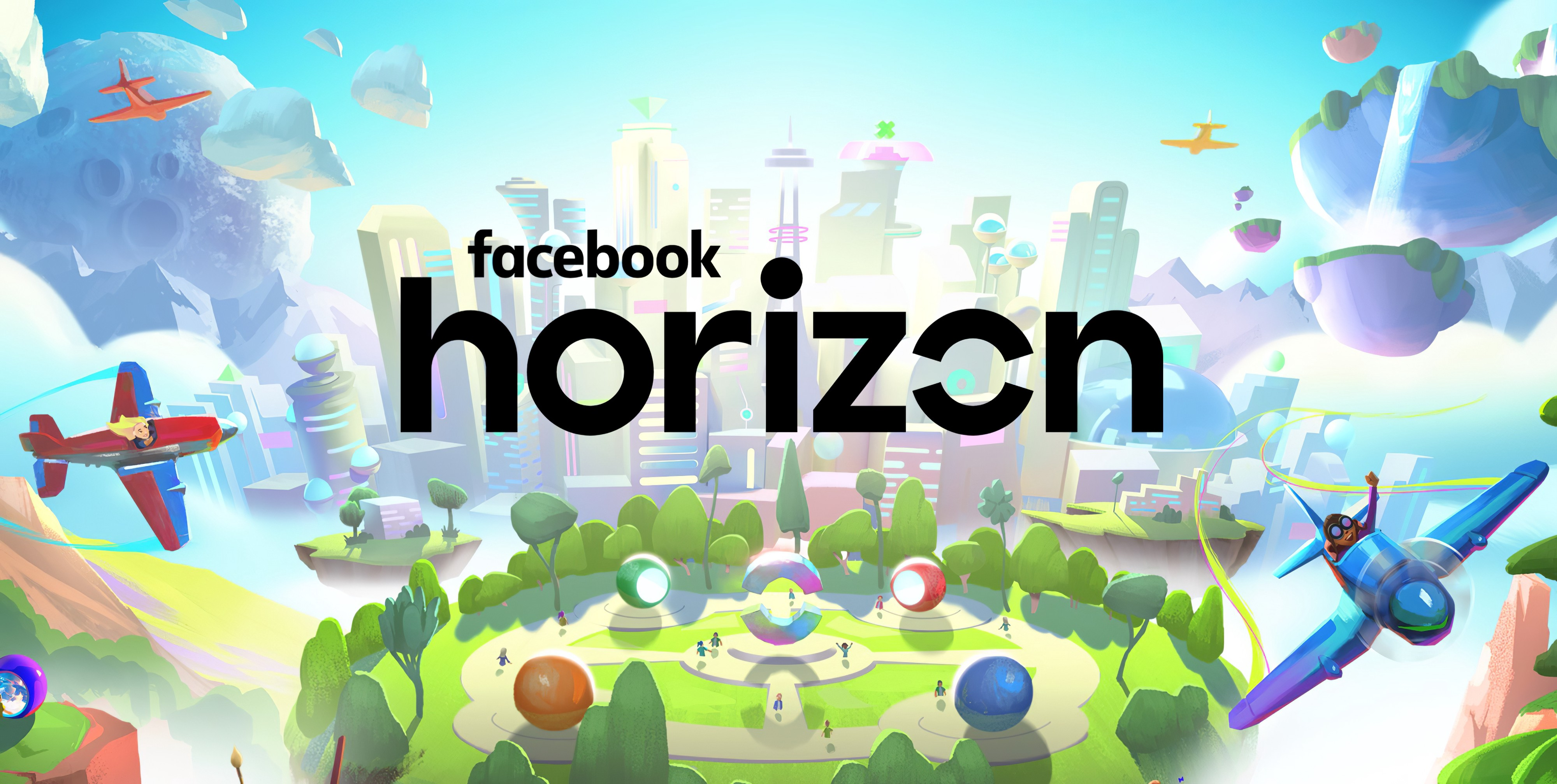 Facebook is Building the Metaverse, Meet Horizon | by Riccardo Giorato |  The Startup | Medium
