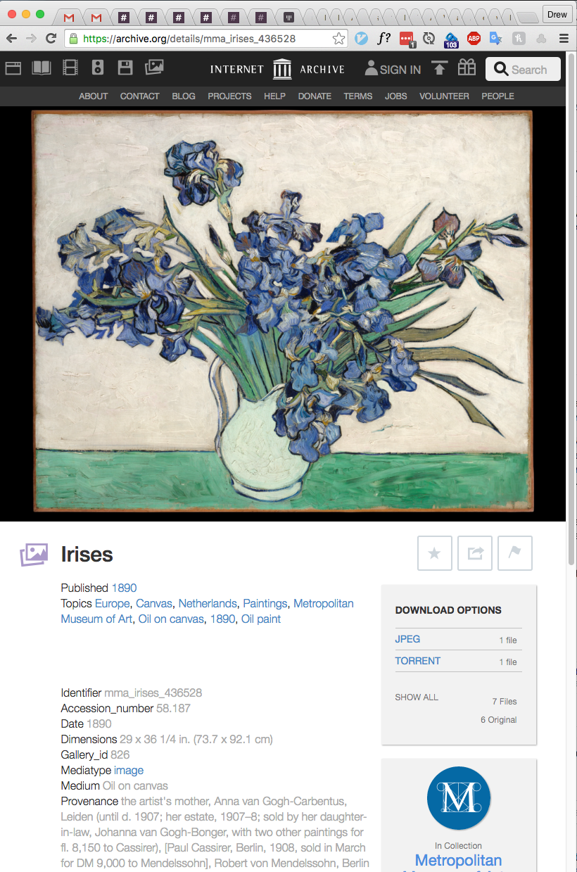 Use Internet Archive's IIIF Endpoint to Unlock Your Images