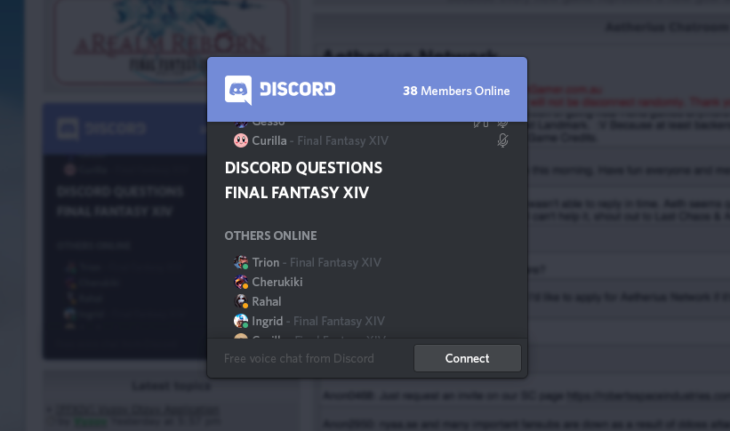 Add The Discord Widget To Your Site