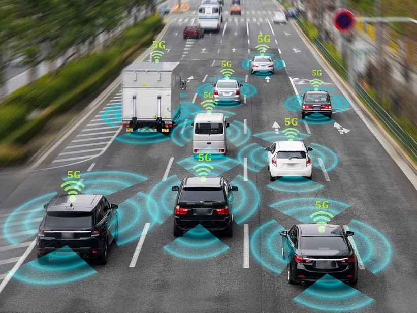 5G technology will radically make driverless cars more efficient