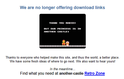Emuparadise & ISO ZONE gone!! Where to download 3DS/NDS/Switch games?