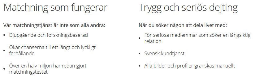 Seriös relation dating webbplatser
