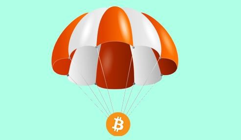 Image result for Crypto Airdrops