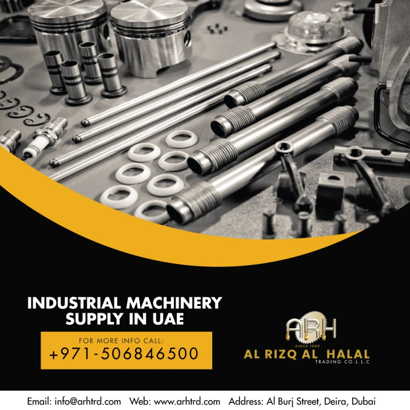 Largest Industrial Machinery Tools & Hardware Online Store