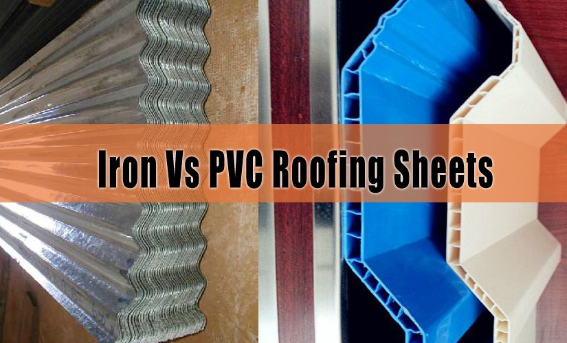 Iron Vs Pvc Roofing Sheets If You Are Planning To Change The By Yingfa Plastics Medium
