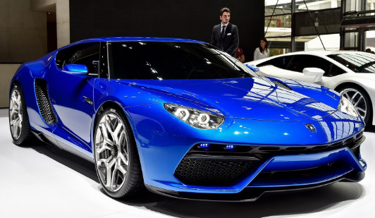 2018 Lamborghini Asterion Price Review and Specs