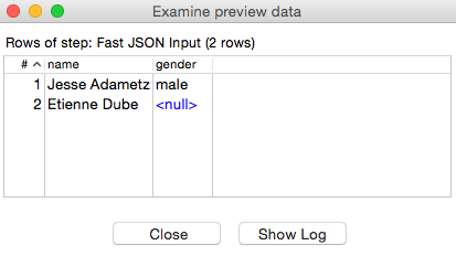 An alternative approach to reading JSON in Pentaho's Data
