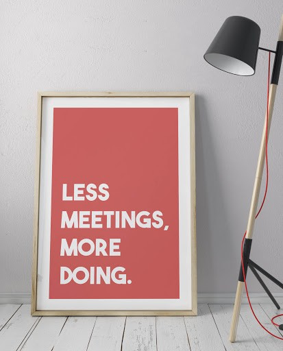 limiting meeting times boosts productivity